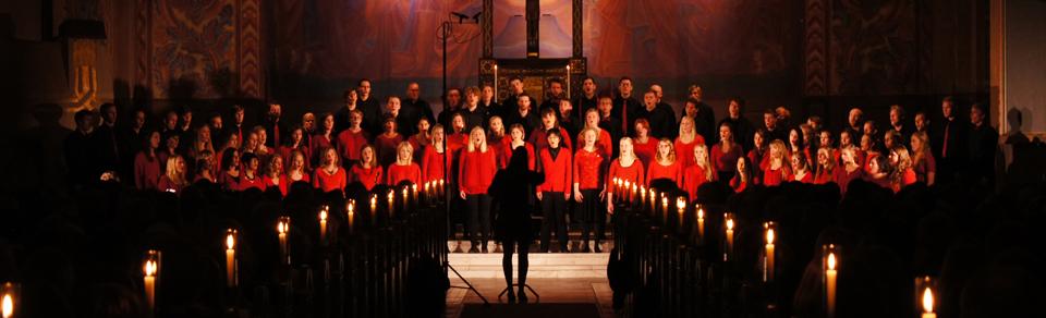 Julkonsert i Vasakyrkan